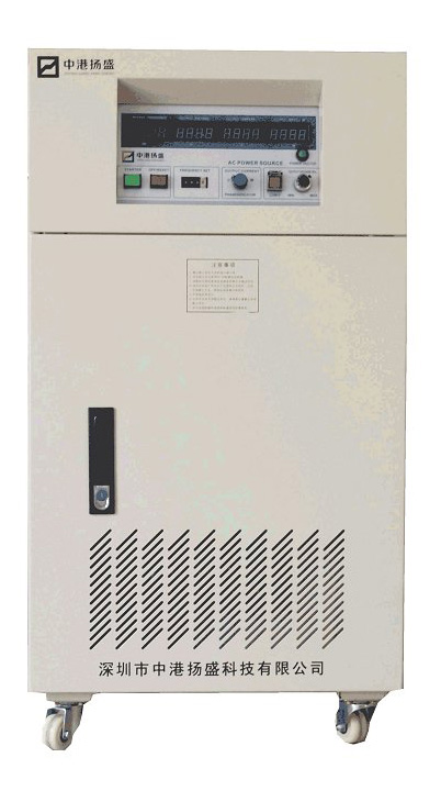 10KVA 3 Phase to 3 Phase AC Power Source