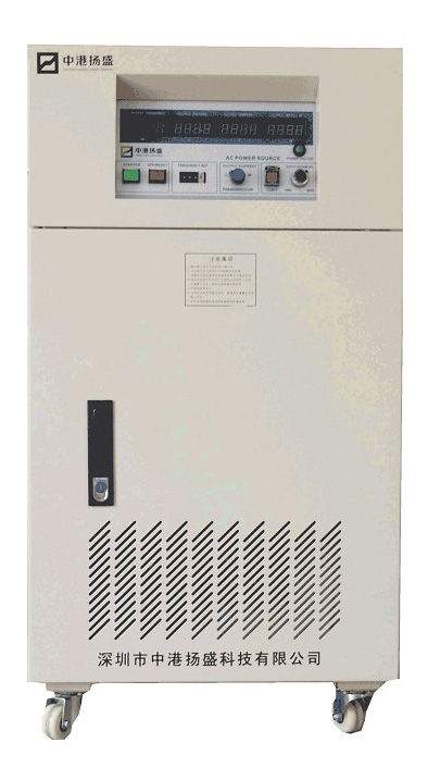 15KVA 3 Phase to 3 Phase AC Power Source