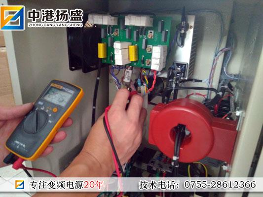 变频电源维修,变频电源故障处理方法